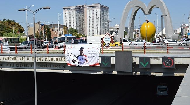 Olimpiyatlarda Türkiye'yi temsil edecek