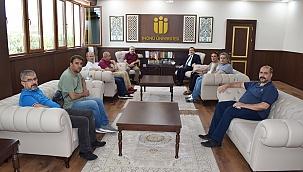 Rektör Kızılay'dan diş hastanesi müjdesi!