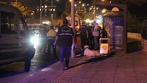 Sokak ortasında kanlı infaz: 1 ölü