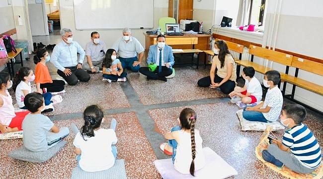 Telafi eğitimine 21 bin 670 öğrenciyle başlandı