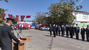 Gaziler Günü Arguvan'da da kutlandı