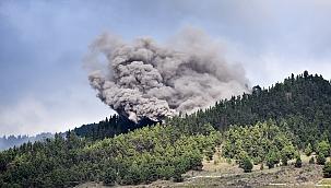 Kanarya Adaları'nda volkanik patlama