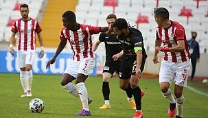 Malatya ile Sivasspor 9. randevuda