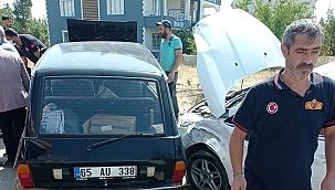 Van'da 2 ayrı trafik kazası: 7 yaralı