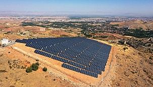 1 yılda 1344,88 MWh elektrik üretimi