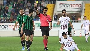 YMS Sivas maçını Özdamar yönetecek