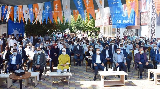 AK Parti'ye Akçadağ'da 'demokrasi' yaramadı