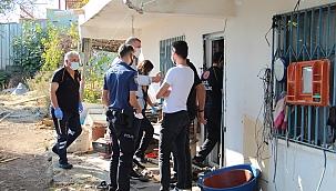 Antalya'da müstakil evde şüpheli ölüm