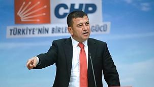 CHP'li Ağbaba: Acımız hala taptaze