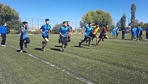 Doğanşehir'de Spor Haftası etkinlikleri