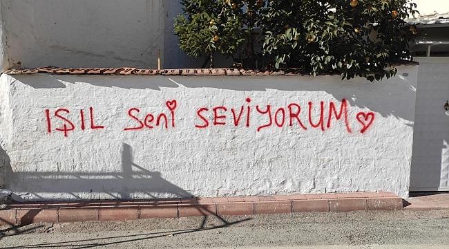 Belediyeden duvar yazılarına cevap