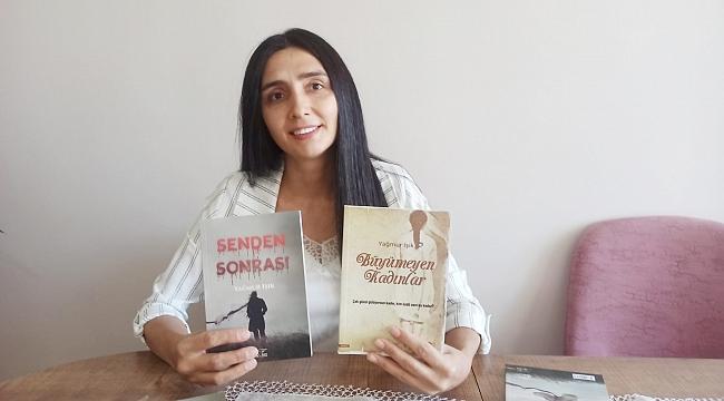 Ev hanımı Işık 2 kitap yazdı!