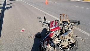 Fethiye'de motosiklet kazası: 1 ölü