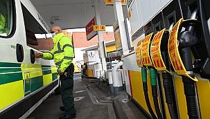 İngiltere'de petrol gaz gıda ve enerji krizi