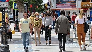 Malatya'da yüksek hava kirliliği!