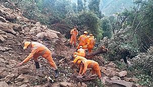 Nepal ve Hindistan'da can kaybı 198'e ulaştı