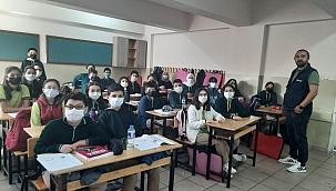 Öğrencilere siber güvenlik eğitimi