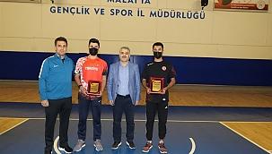 ''Sporun Enleri Ödül'' töreni düzenlendi