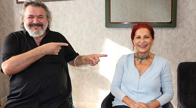 Tiyatro sanatçıları Malatya'ya hayran kaldı