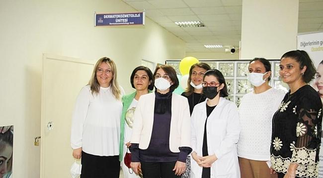 TÖTM'e dermatokozmetoloji ünitesi