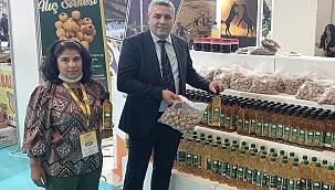 TSO YÖREX'te yöresel ürünleri tanıtıyor