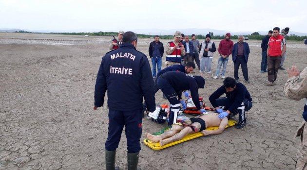 22 yaşındaki genç gölette boğuldu