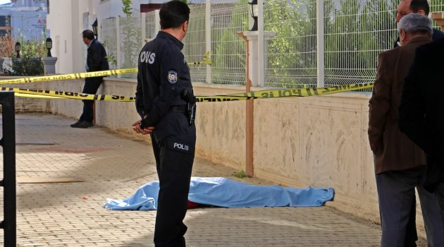 3. kattaki evinin penceresinden düşen yaşlı kadın hayatını kaybetti