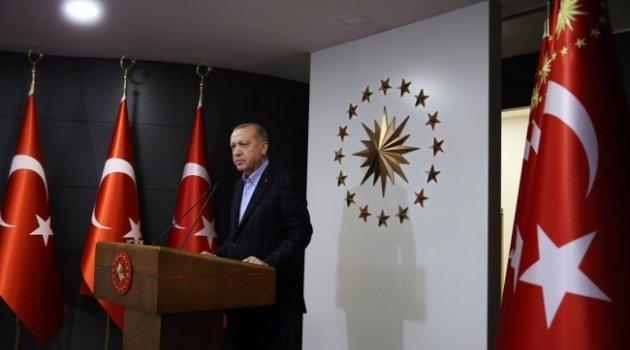 Cumhurbaşkanı açıkladı: 31 il araç giriş çıkışına kapatıldı..