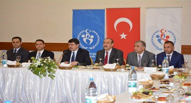 9.Doğu ve Güneydoğu Anadolu Yaz Spor Oyunları