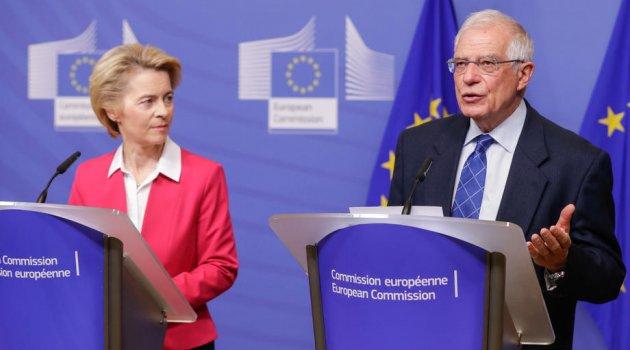 AB'den Berlin Konferansına yönelik resmi açıklama