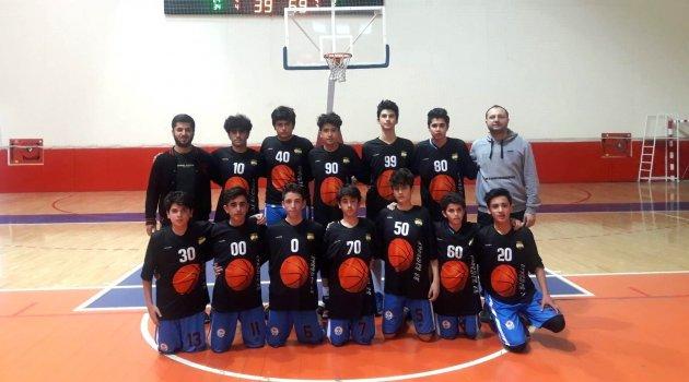 Adıyaman Basketbol Takımı yarı finale kaldı