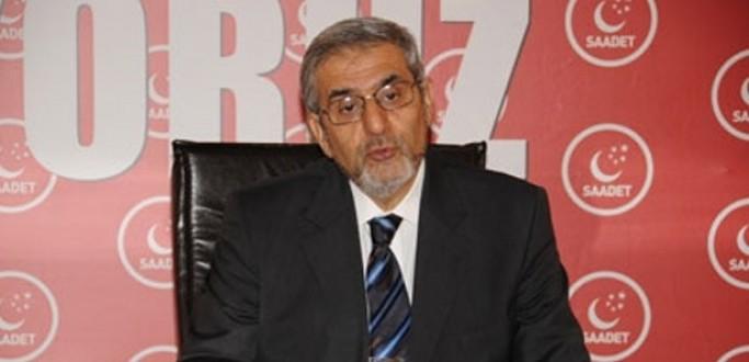 Ahmet Münir Erkal Saadet Partisinin Adayı mı ?