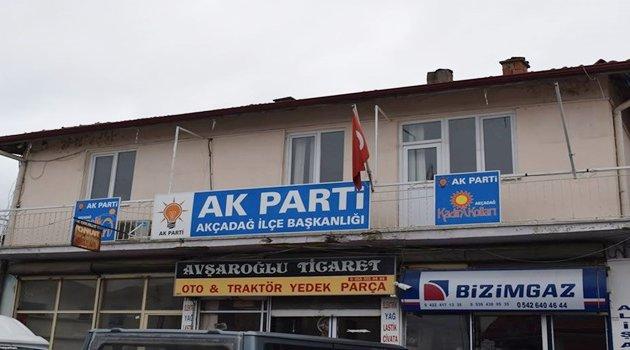 AK Parti Akçadağ'da çaycı arıyor