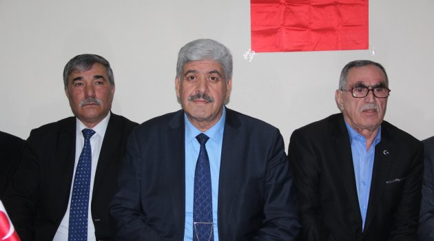 AK Parti'den istifa ettiler