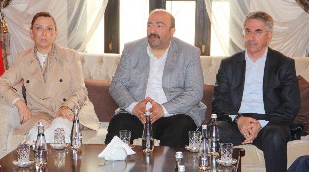 AK Partili Çalık Elazığ'da
