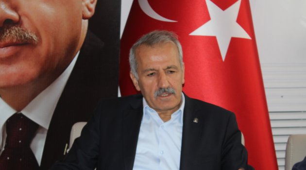 AK Parti Malatya Milletvekili Mustafa Şahin CHP'ye Tepki Gösterdi
