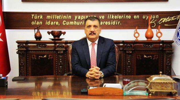 AK Parti'nin Büyükşehir başkan adayı Gürkan