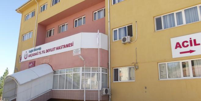 Akçadağ devlet hastanesi başhekimi değişti yeni başhekim kim