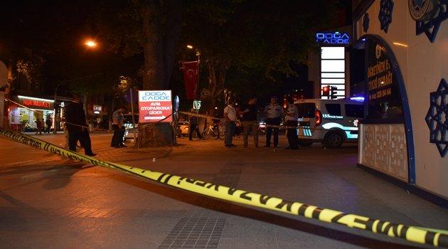 Silahlı kavgada kan aktı: 2 yaralı 4 gözaltı