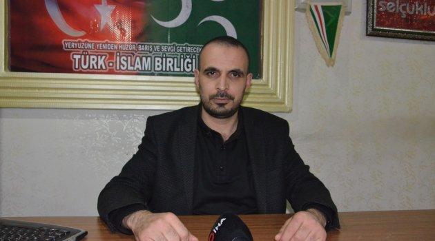 Anadolu Selçuklu Ocaklarından Gürkan'a destek
