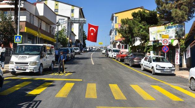 Büyükşehir Arapgir'de yoğun mesaide
