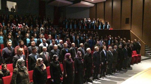 """""""Yüz Yıl Değil Bin Yıl Geçse Çanakkale Geçilmez"""" adlı konferans düzenlendi"""