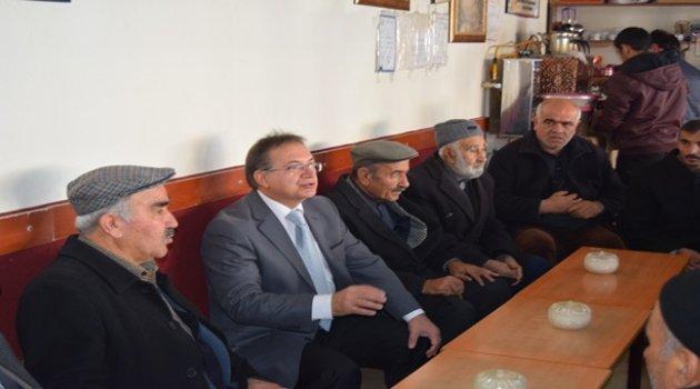 Başkan Kazgan'dan Akçadağlılara Alt Yapı Müjdesi