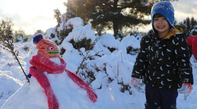 Beş ilçede okullara kar tatili