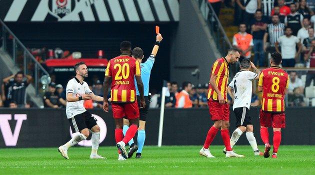 Beşiktaş: 2 - EYMS : 1