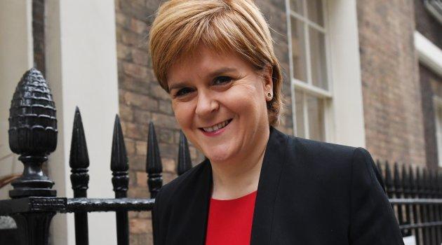 """""""Brexit İskoçya için kötü"""""""
