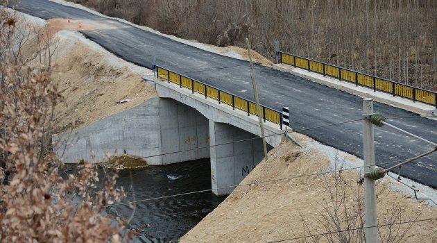 Büyükşehir'den Akçadağ'a 2 Köprü Daha