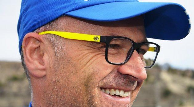 Teknik Direktör İrfan Buz'a Yeni Malatyaspor gözlüğü