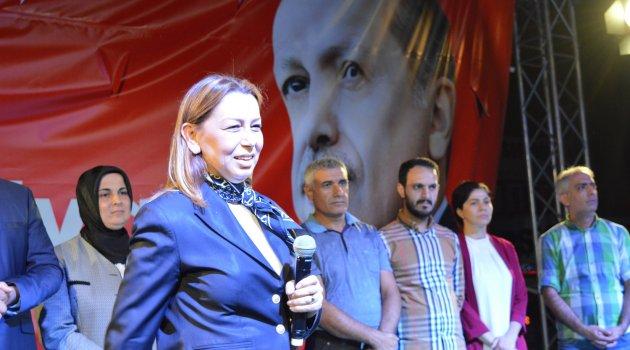 Çalık: Milletin ve Türkiye Cumhuriyeti'nin zaferi