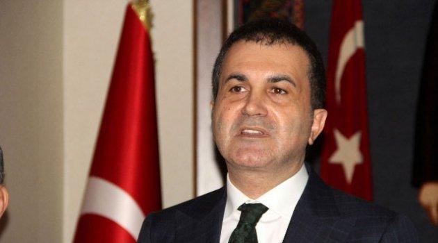 Çelik: 'Doğu Türkistan'daki baskı son bulmalı'